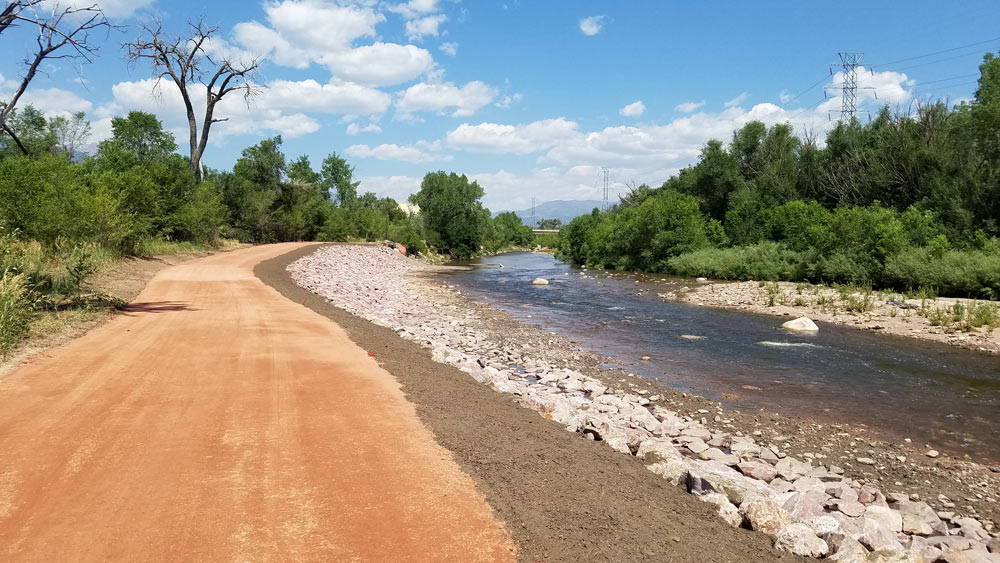 Image result for pikes peak greenway trail